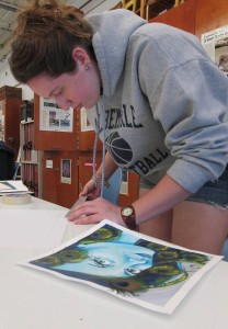 Art Honors Society Hosts Albemarle's Art Extravaganza