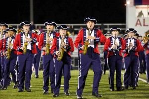 Marching Their Way to Success: Band Puts in Long Hours in Order to