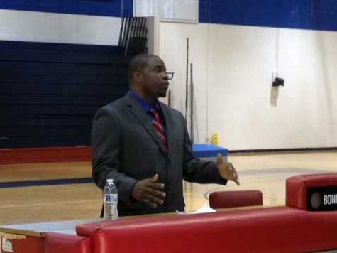 Brandon Isaiah Named Albemarle Head Coach