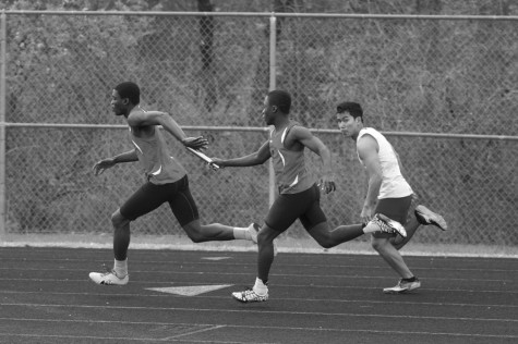 Track and Field Tramples Their Opponents