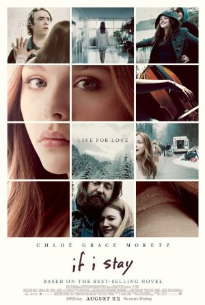 If I Stay, a romance with elements of tragedy and comedy, hit theaters in August.