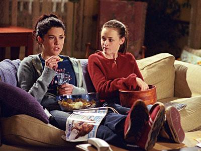 "Netflix Welcomes ""Gilmore Girls"""
