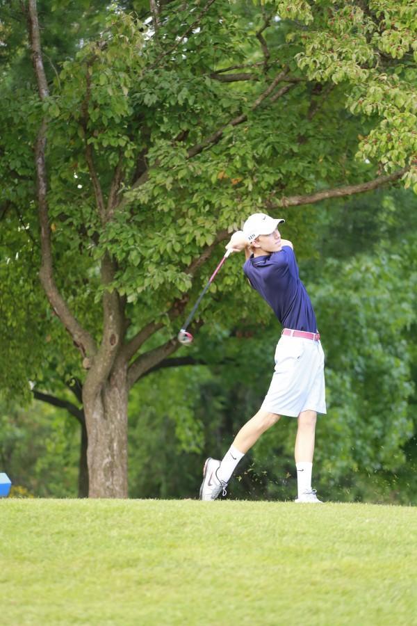 Golf Swings Into Postseason