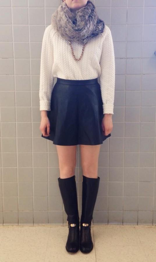 Four Outfit Critiques by Sarah
