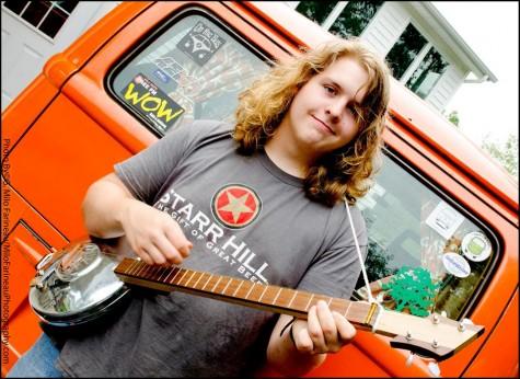 Kirby Farineau: Student, Musician, Journalist