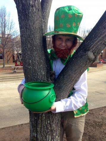 Happy St. Patrick's Day, Patriots!