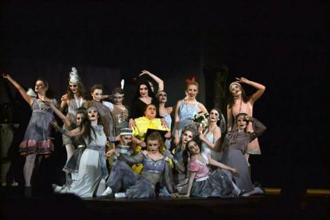 Creepy, Kooky, Spooky: The Addams Family Musical