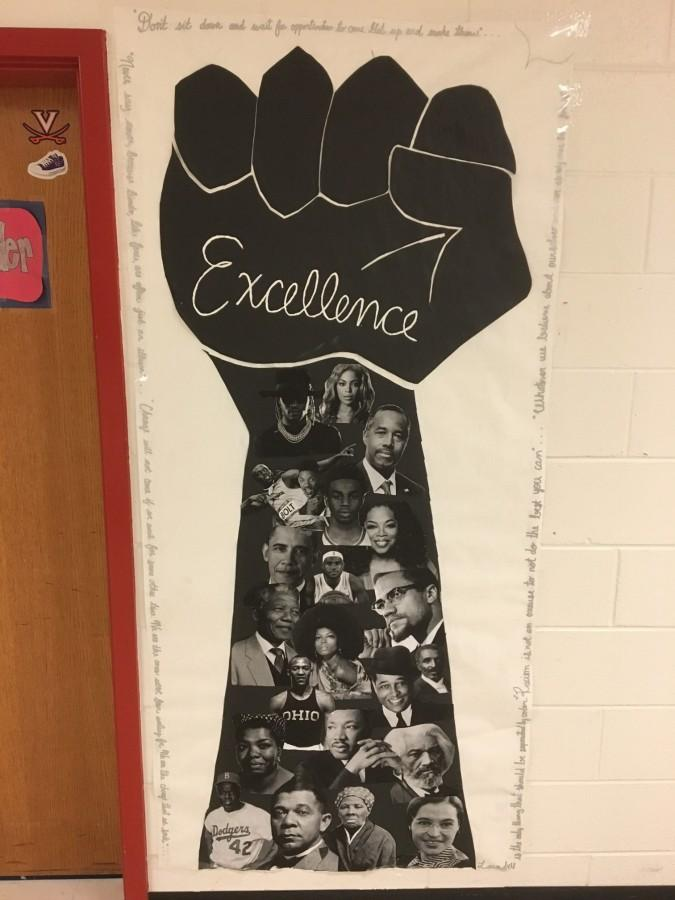 Black History Month Door Decorations The Revolution