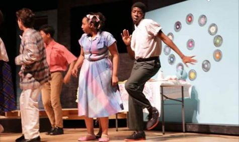 """You Can't Stop the Beat"" at Spring Musical ""Hairspray!"""