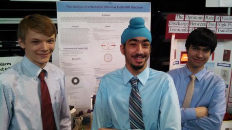 Albemarle Students Take on International Science Fair After Killing It At Regionals