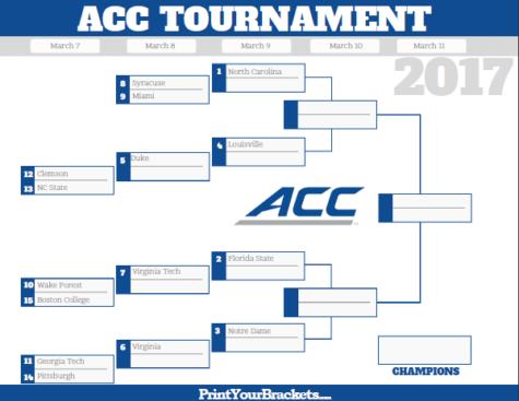 ACC Tournament Preview 2017