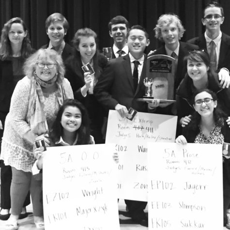 Forensics Wins Two State Championships in One Month
