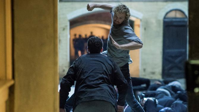 Iron Fist does not quite make a smashing first appearance