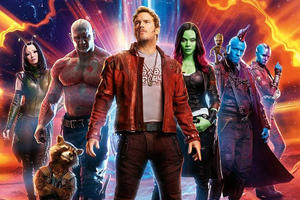 Guardians of the Galaxy Vol 2 dances its way to the top