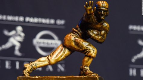 Heisman Trophy Preview