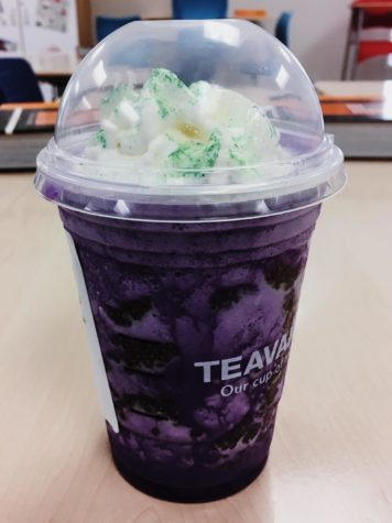 Starbuck's Witches Brew Frappuccino Is Spooktacular