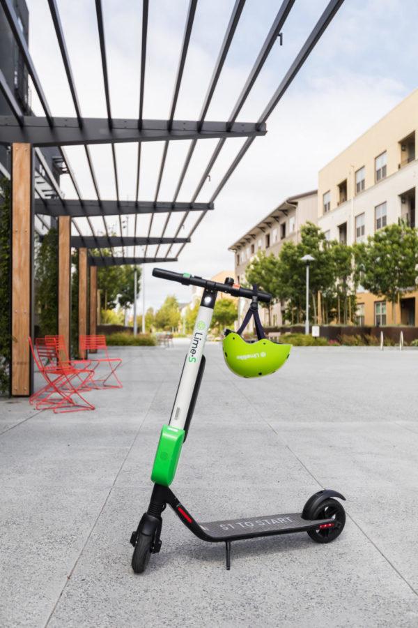 Scooter Start-Ups