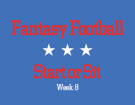 Fantasy Football Week 8: Start or Sit?