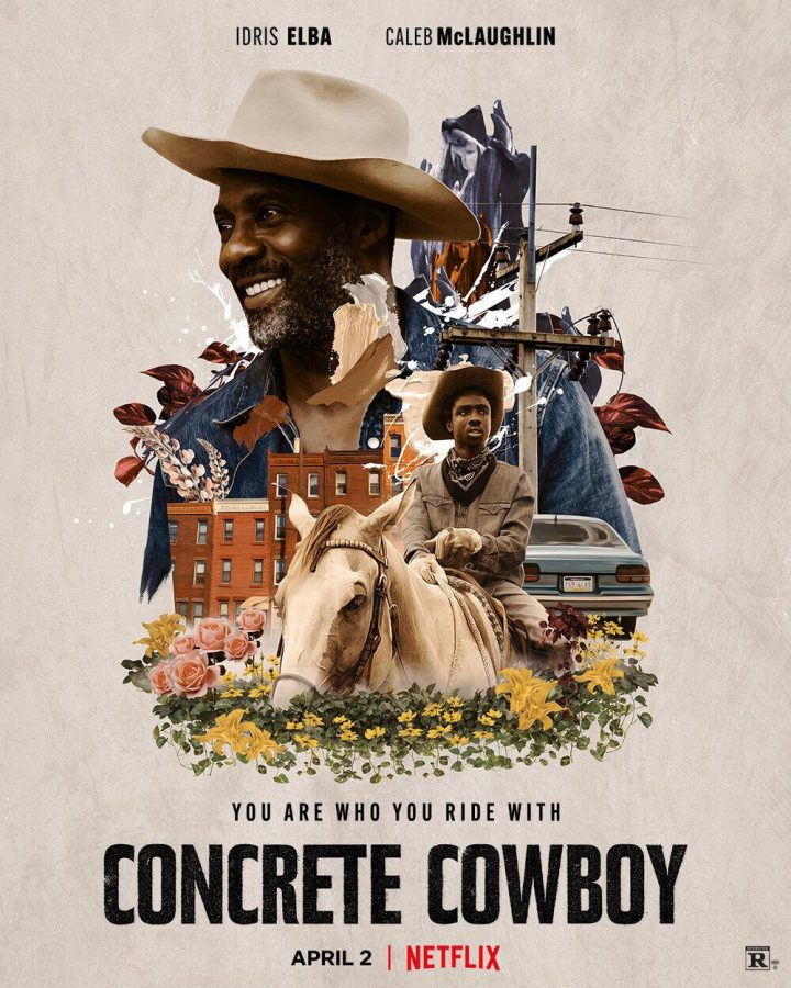 200 For Lunch: Concrete Cowboy is Solid