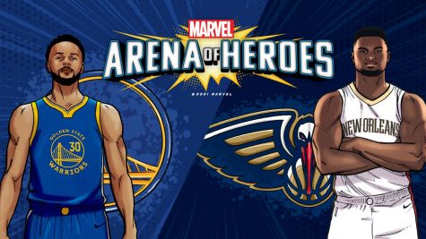 200 for Lunch: Arena of Heroes is Marvel-ous Entertainment